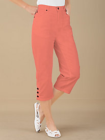 Koret® Stretch Capris