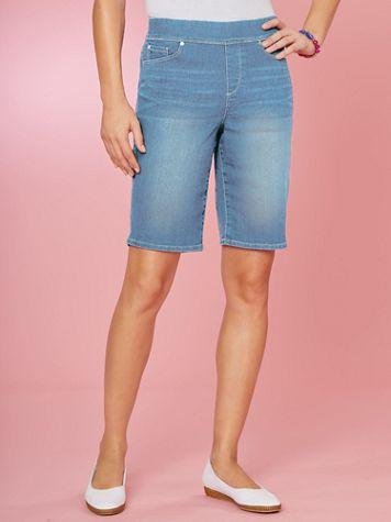 Avery Shorts By Gloria Vanderbilt® - Image 4 of 4