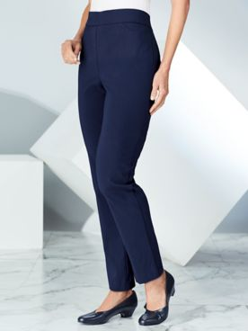 Alfred Dunner® Classic Allure Stretch Pants