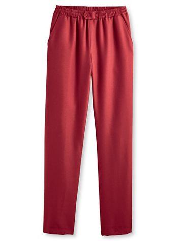 Gabardine Slimmer Pants By Koret® - Image 2 of 3