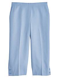 Daydreamer Capris By Alfred Dunner®