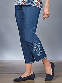 Allure Stretch Ankle Pants By Alfred Dunner®
