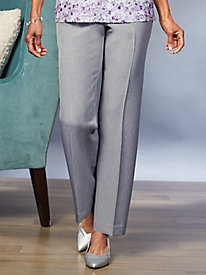 Alfred Dunner® Smart Investments Proportioned Pant