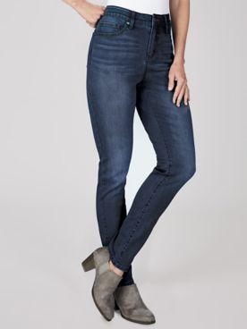 Curvy Skinny Jeans by Gloria Vanderbilt®