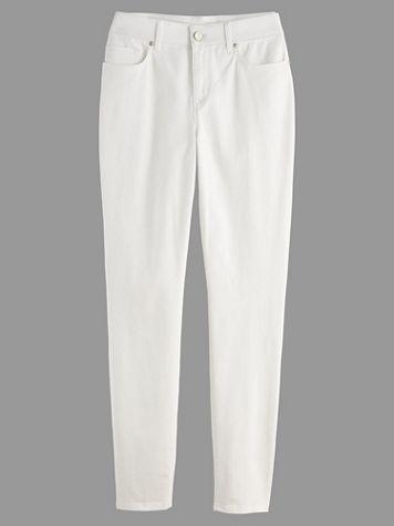 Curvy Skinny Jeans by Gloria Vanderbilt® - Image 4 of 4