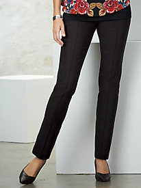 Velvet Crush Silky Stretch Pants by Ruby Rd.