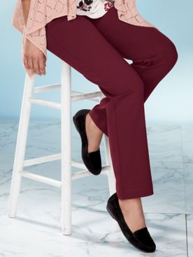 Frankfurt Stretch Pants by Emaline