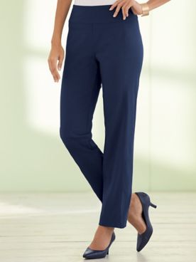 Koret® Fit-to-Flatter Pants