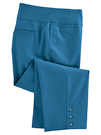 Ruby Rd. Amalfi Coast Silky Stretch Capris