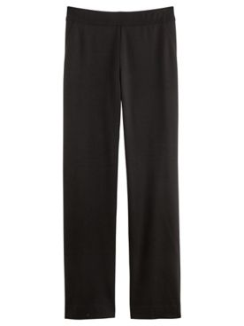 Pull-On Ponté Pants by Emaline