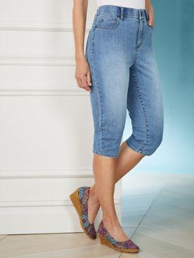 Comfy Curvy Skinny Skimmers by Gloria Vanderbilt®