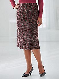 Bouclé Slim Skirt By Koret®