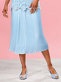Pleated Skirt By Koret®