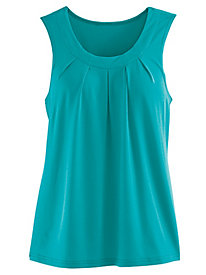 Pleated Travel Tank By Koret®