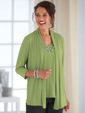Koret® Knit Twinset Duet
