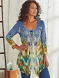 Desert Colors Knit Top
