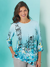 Play Date Big Ben Top By Alfred Dunner®