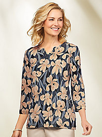 Classic Print Tunic By Alfred Dunner®
