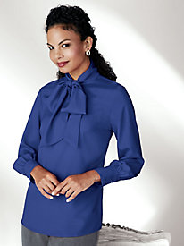 Koret® Bow Blouse
