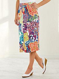 Koret® Stretch Jean Skirt