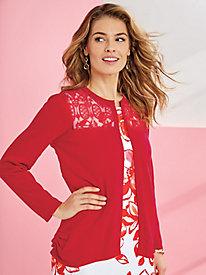 Lace Sweater Shrug