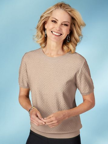 Classic Sweater By Alfred Dunner®
