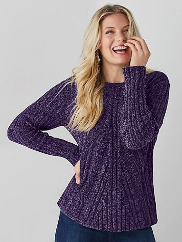 Koret® Chenille Sweater