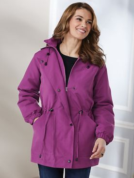 Anorak Jacket by Serbin Sport®