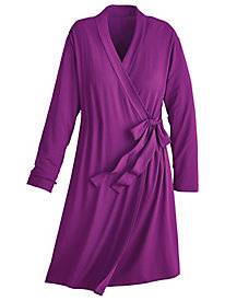 Before Bed Wrap Robe By Shadowline®