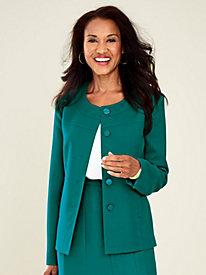 Textured Jacket by Judy Bond