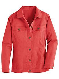 Koret® Stretch Jean Jacket