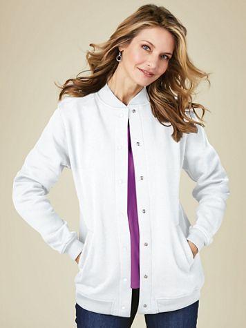 Any Day Fleece Jacket - Image 7 of 7