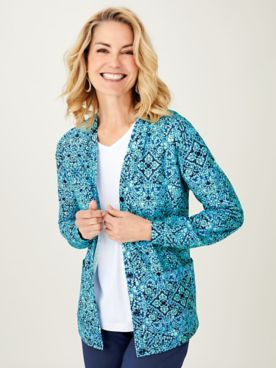 Any Day Knit Cardigan