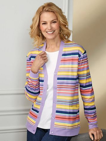 Any Day Knit Cardigan - Image 0 of 2