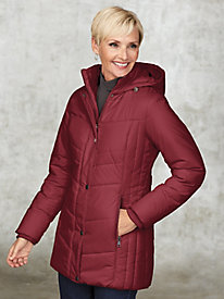 Quilted Jacket by Below Zero