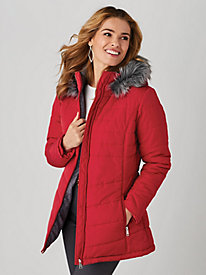 Quilted Jacket by Below Zero® by Old Pueblo Traders