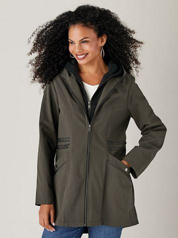 Softshell Jacket by Below Zero® - Image 2 of 2