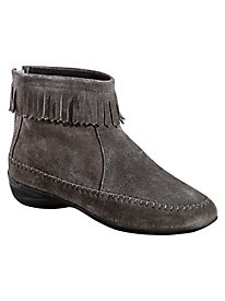 Kaya Suede Boots by ComfortEase®