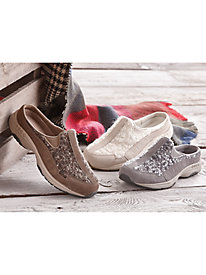 Embellished Wool Slip-Ons By Easy Spirit®