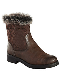 Quilted Boots from Patrizia by Spring Step®