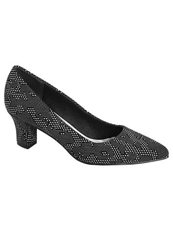 Pointe Style Pumps By Easy Street® - Image 2 of 2