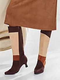 Sophia Colorblock Boots By Classique®
