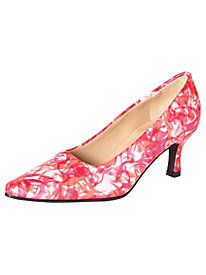 Riley Watercolor Pumps by Classique®
