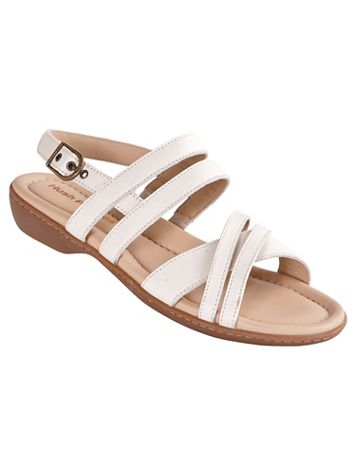 Dachshund Strappy Sandals by Hush Puppies® - Image 0 of 1