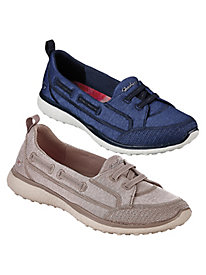Microburst Topnotch Slip-Ons By Skechers®
