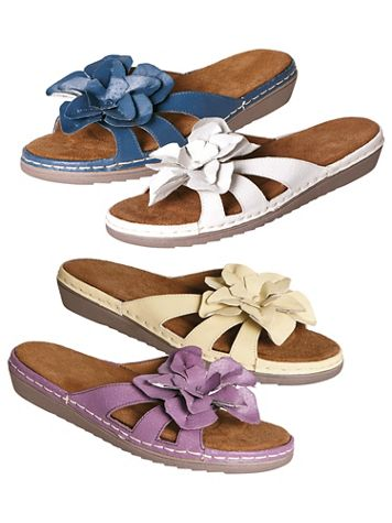Flower Slides By ComfortEase®