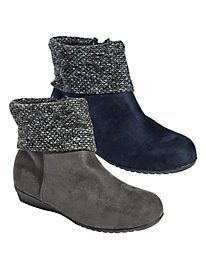 Babs Ankle Boots by Beacon®