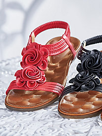 Nectarine Sandals from Patrizia by Spring Step®