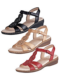 Belle Embellished Sandals by Naturalizer®