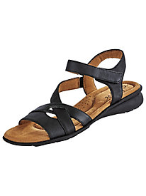 Jordana Criss-Cross Sandals from Natural Soul®